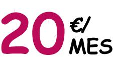 trasteros 20€ al mes