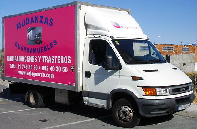 Servicios gratuito de furgonetas