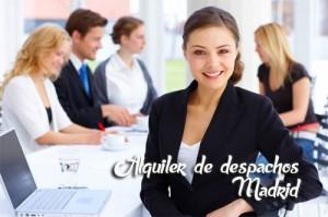 Alquiler de oficinas Madrid