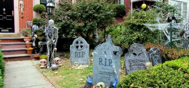 Decoracion de Halloween 2015