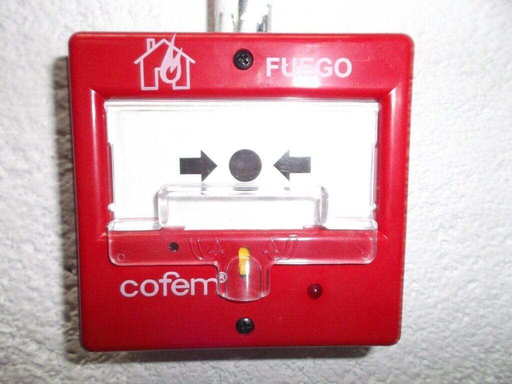 Detector incendios