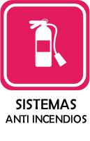 instalaciones con sistemas anti-incendios