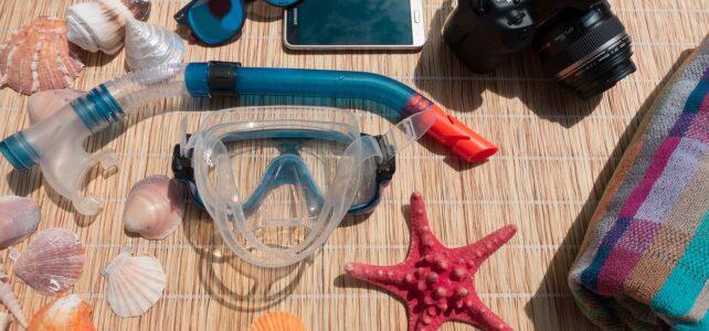 Dónde guardar el móvil en la playa